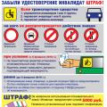 Как внести автомобиль в реестр инвалидов